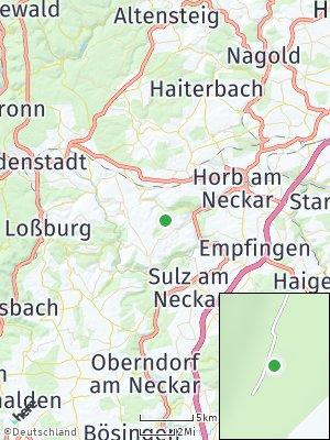 Here Map of Dießen
