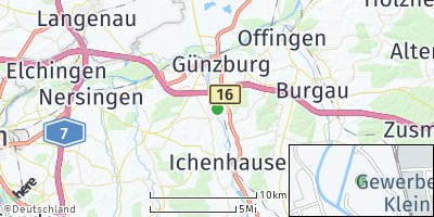 Google Map of Kötz