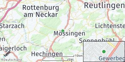 Google Map of Ofterdingen