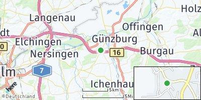 Google Map of Bubesheim