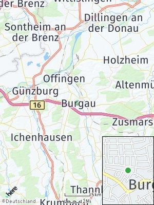 Here Map of Burgau