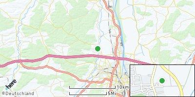 Google Map of Batzenhofen