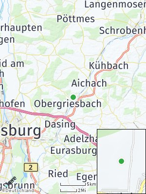 Here Map of Sulzbach