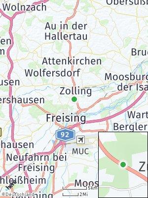 Here Map of Zurnhausen