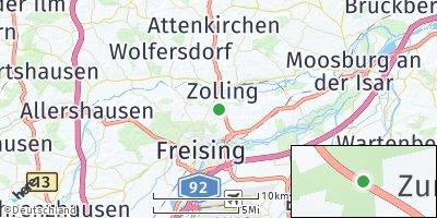 Google Map of Tüntenhausen