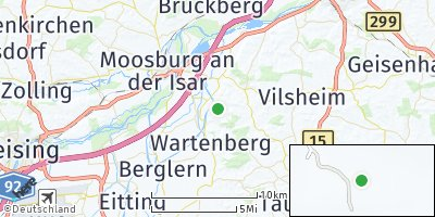 Google Map of Pfrombach