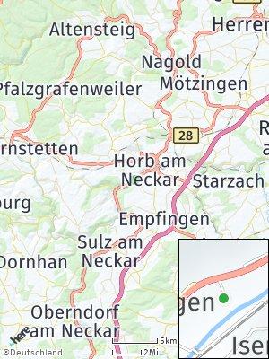 Here Map of Ihlingen