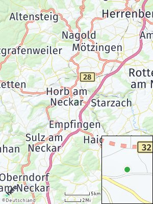 Here Map of Egelstal