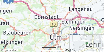 Google Map of Lehr