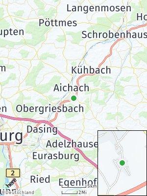 Here Map of Eitershofen