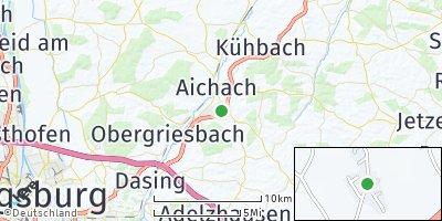 Google Map of Eitershofen