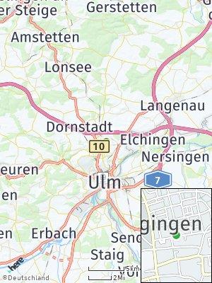 Here Map of Jungingen