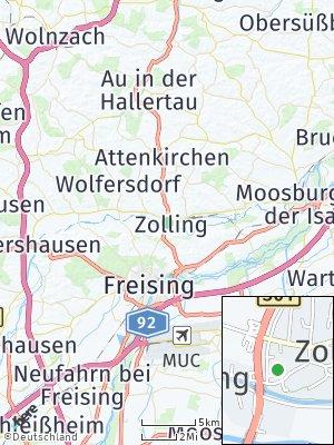 Here Map of Erlau