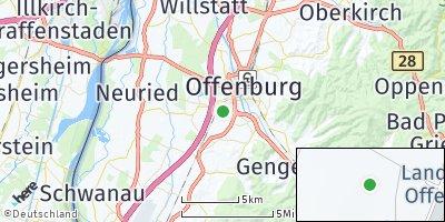 Google Map of Hildboltsweier