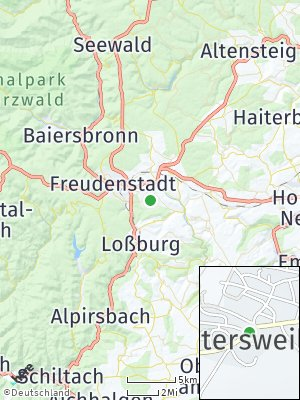 Here Map of Dietersweiler