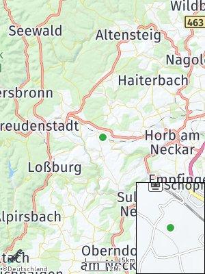 Here Map of Schopfloch