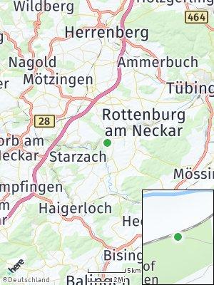 Here Map of Obernau