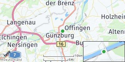 Google Map of Reisensburg