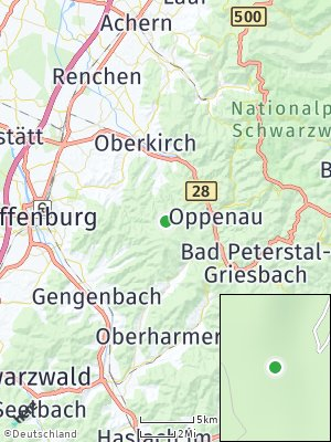 Here Map of Hengstbach