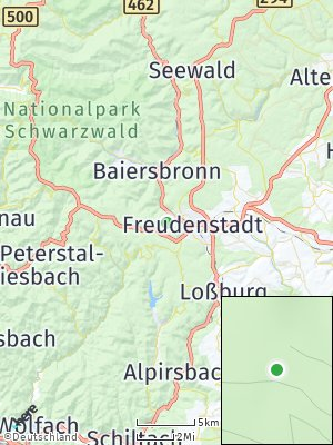 Here Map of Christophstal