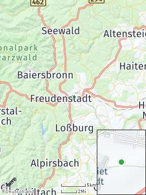 Here Map of Wittlensweiler