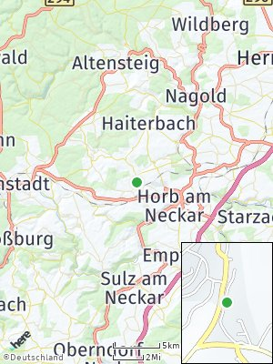 Here Map of Altheim