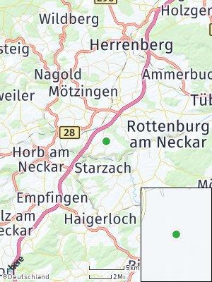Here Map of Eckenweiler
