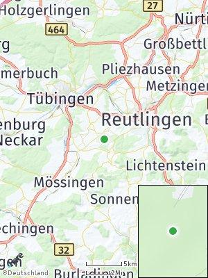 Here Map of Ohmenhausen