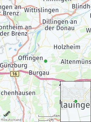 Here Map of Dürrlauingen