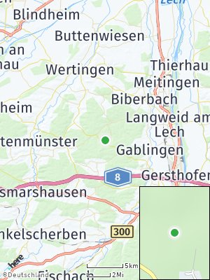 Here Map of Heretsried