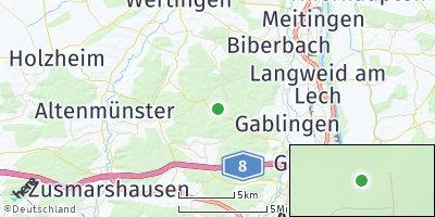 Google Map of Heretsried