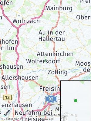 Here Map of Wolfersdorf