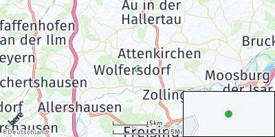 Google Map of Wolfersdorf