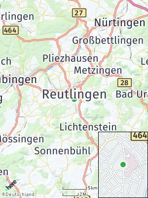 Here Map of Georgenberg