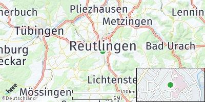 Google Map of Innenstadt