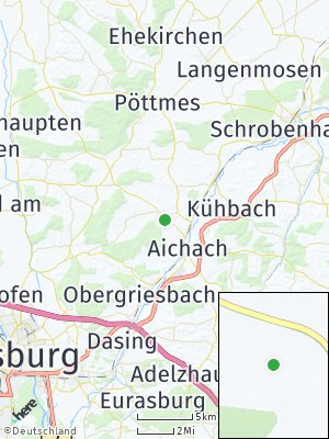 Here Map of Froschham
