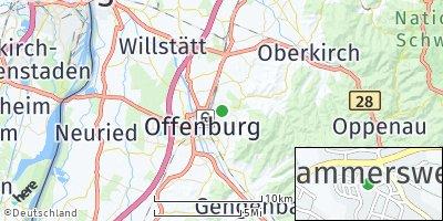Google Map of Rammersweier