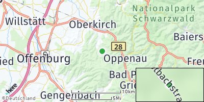 Google Map of Giedensbach