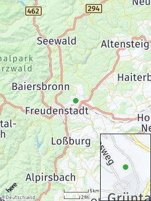 Here Map of Frutenhof