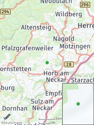 Here Map of Obertalheim