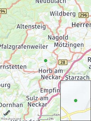 Here Map of Untertalheim