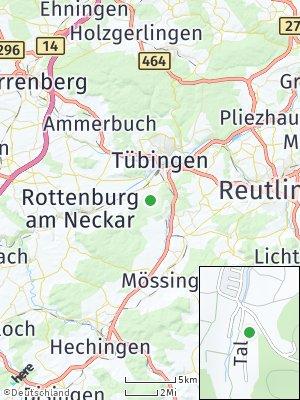 Here Map of Weilheim
