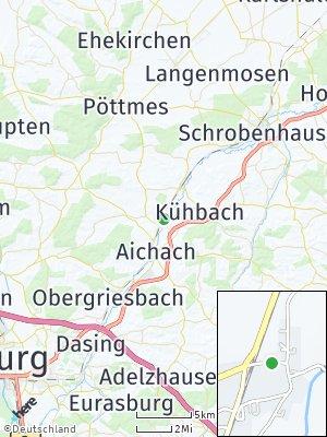 Here Map of Walchshofen