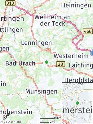 Here Map of Römerstein
