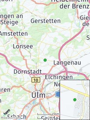 Here Map of Bernstadt