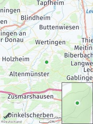 Here Map of Emersacker