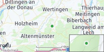 Google Map of Emersacker