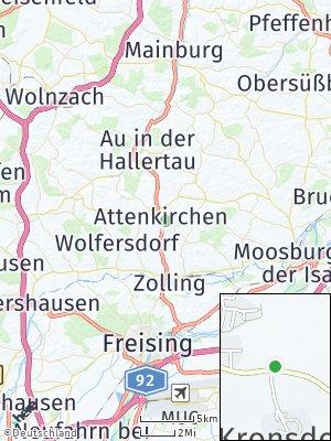 Here Map of Attenkirchen