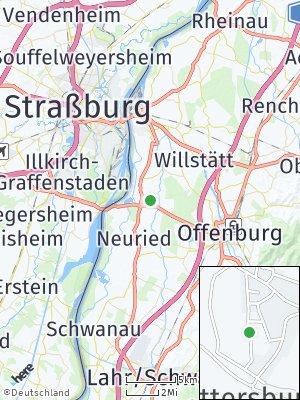 Here Map of Kittersburg