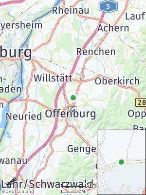 Here Map of Bohlsbach